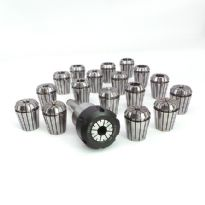 ER32 morse taper metric collet chuck set